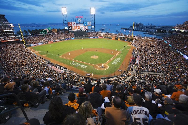 Homerun des Giants de San Francisco - Choses à Faire à San Francisco