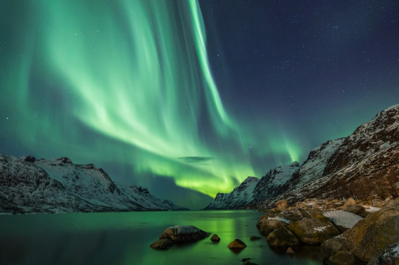The Northern Lights in Norway - Bucket List ideas
