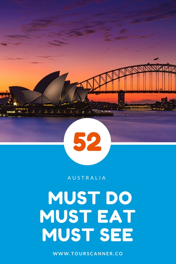 Fun things to do in Australia