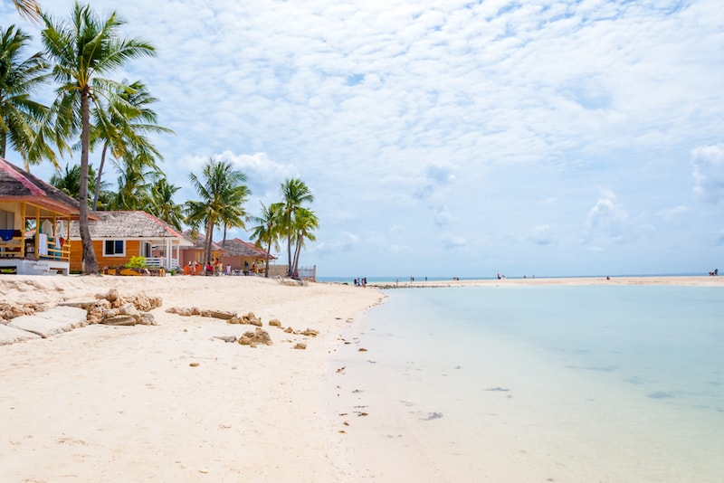 Bantayan - isole in Asia