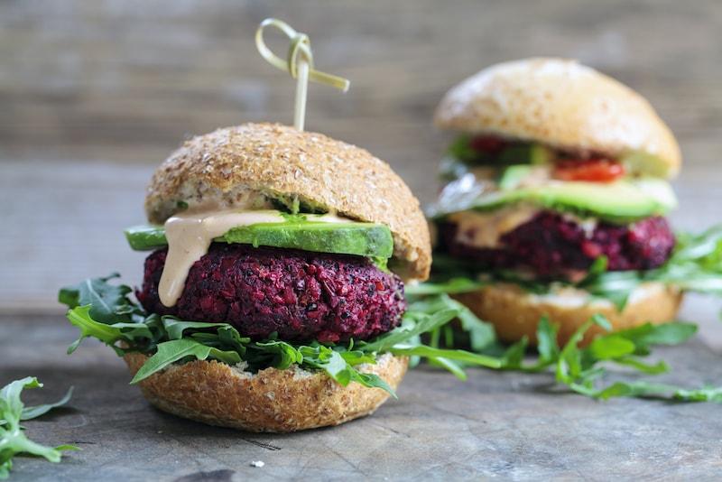 burger à la betterave - Que faire en Australie
