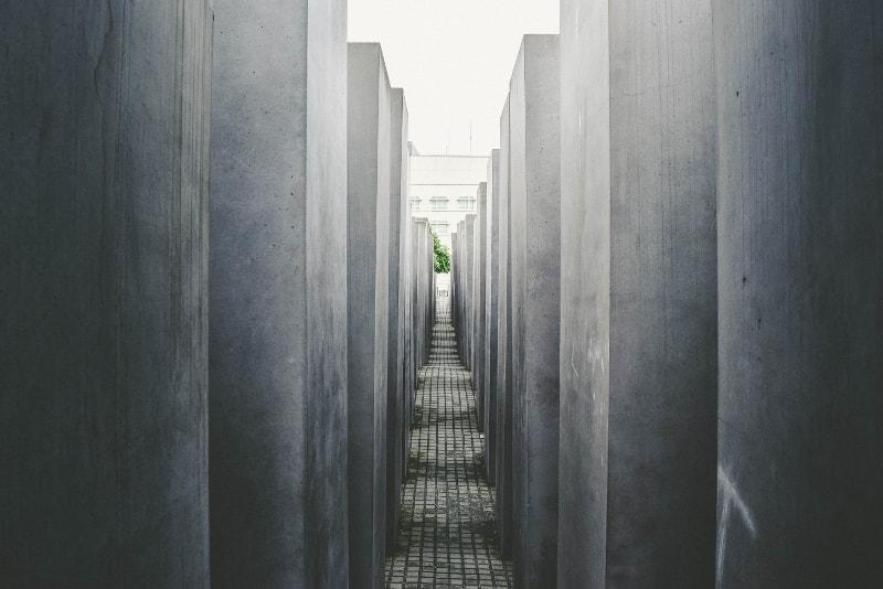 Mur de Berlin - 100 bucket list