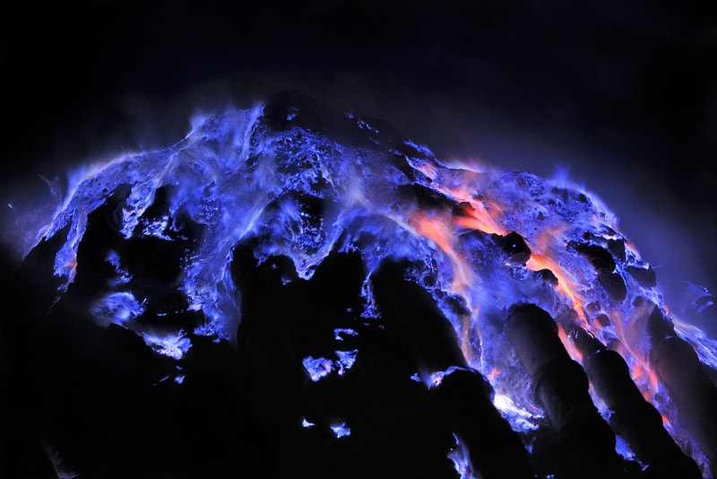 Admire the Blue flames at Ijen Volcano – Bucket list Ideas