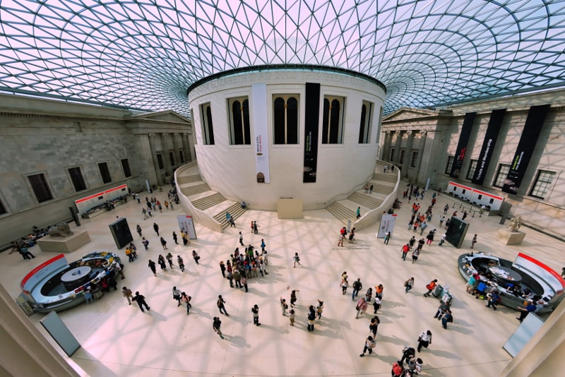 British Museum in London - Bucket List ideas