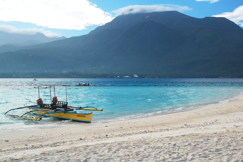 Camiguin - isole in Asia