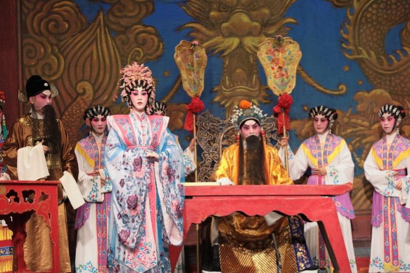Opera Cantonnais - Choses à faire à Hong Kong