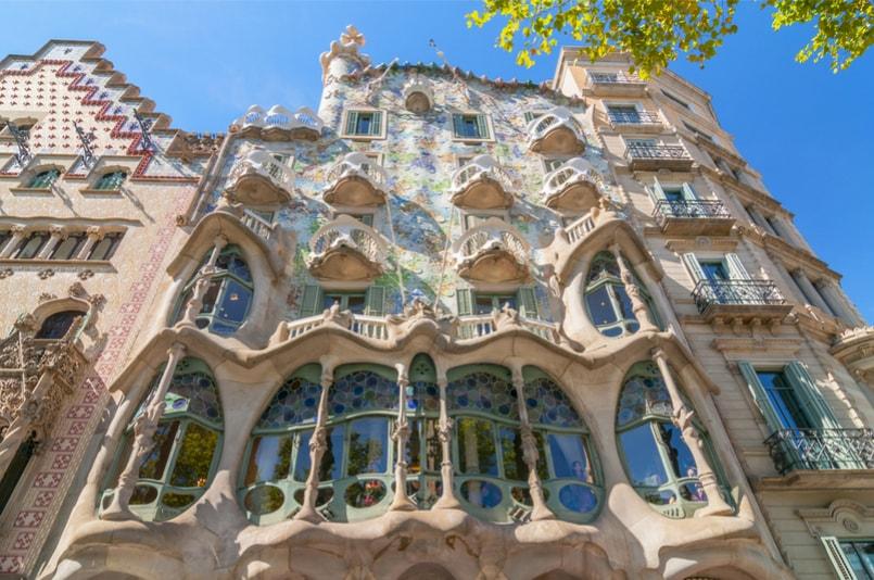 Casa Batllo - Cose da Fare a Barcellona