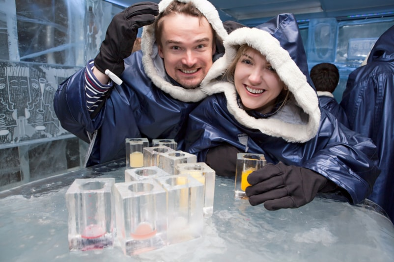 Ice bar - Cose da fare a Barcellona