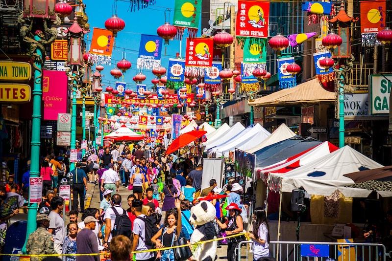 Chinatown - Choses à faire à San Francisco