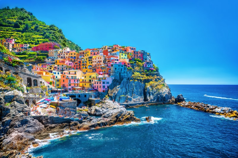 Cinque Terre in Italy - Bucket List ideas