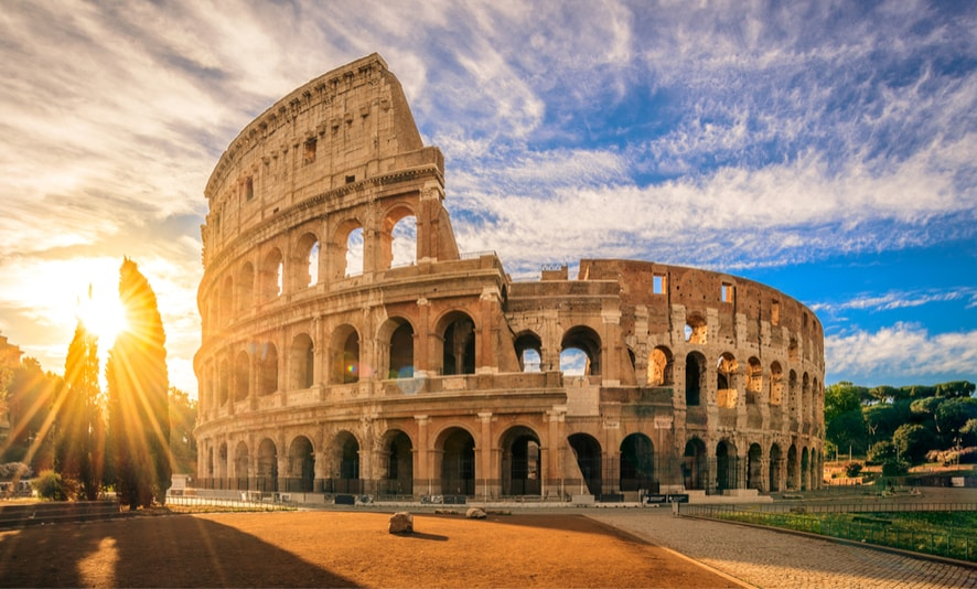 The Colusseum - The Ultimate Travel Bucket List – 100 Best Things to Do