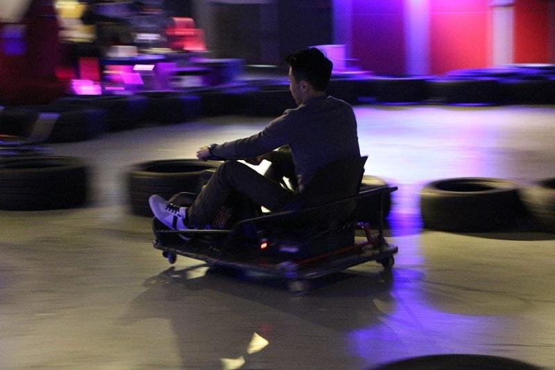 Mario Kart Café - Choses à faire à Hong Kong