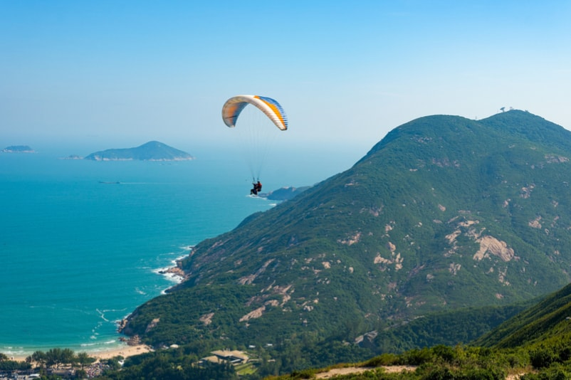 Dragon's back - things to do in Hong Kong