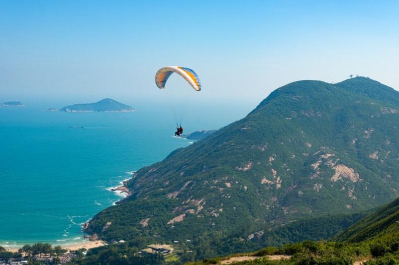 Dragon's Back trail - Coisas para fazer em Hong Kong