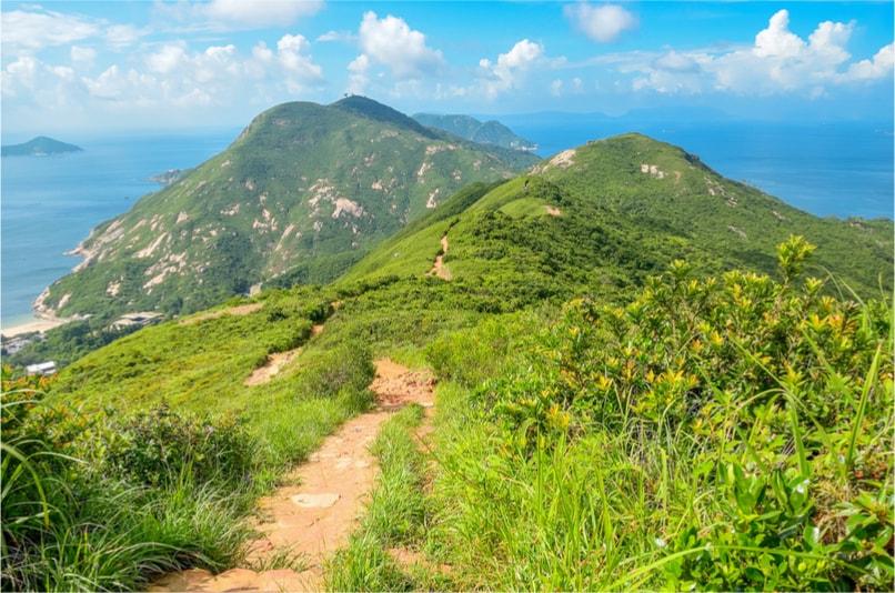 Trilha do dragão - Coisas para fazer em Hong Kong