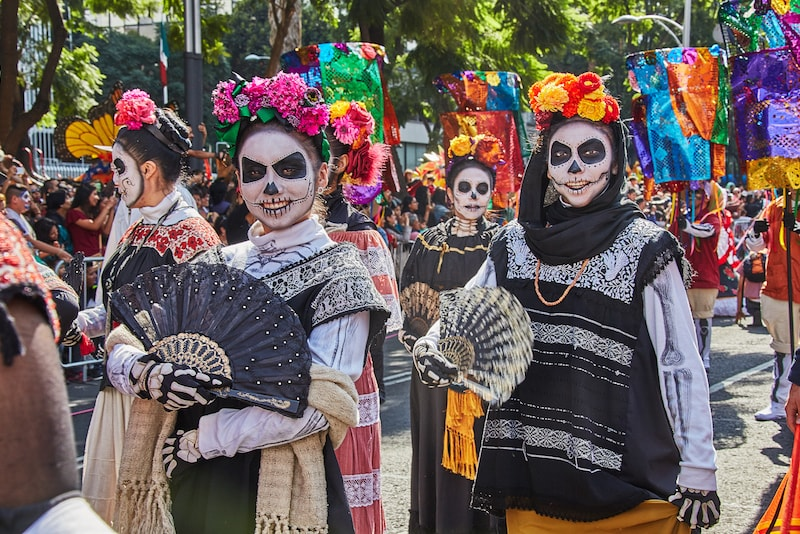 Dia de Los Muertos - Choses Cool à Faire à San Francisco