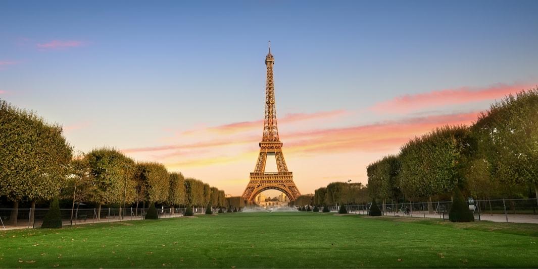 Tour Eiffel - 100 bucket list