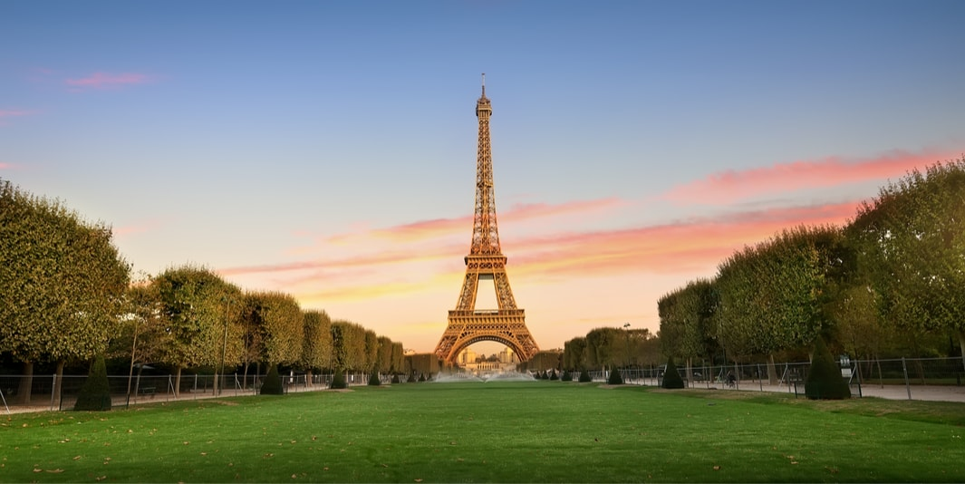 Eiffel Tower in Paris - Bucket List Ideas