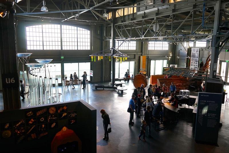 Exploratorium - Choses à faire à San Francisco