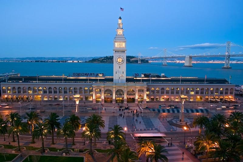 Ferry Building - Choses Cool à faire à San Francisco