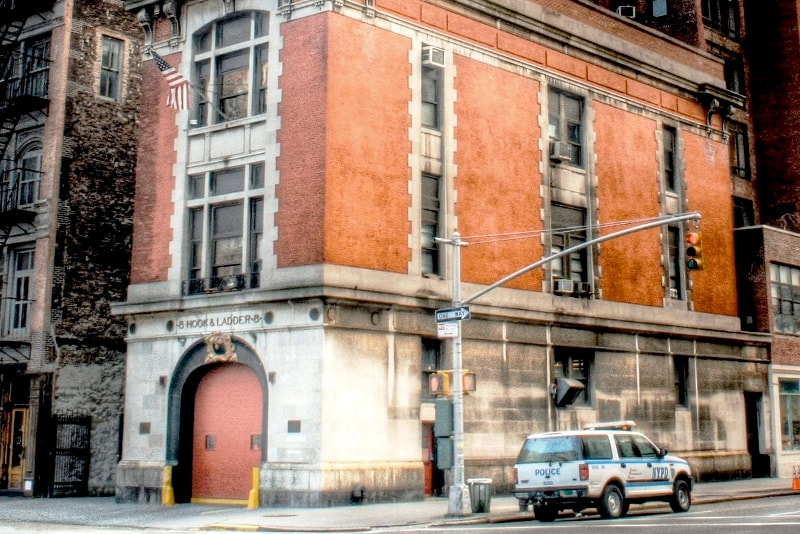 La Ghostbuster Firehouse - Cose da Fare a New York