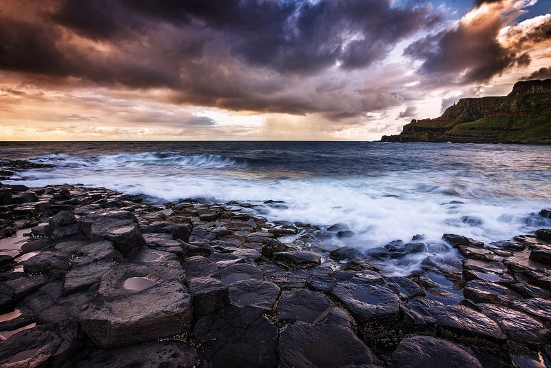 Giant's Causeway in Northern Irland - Bucket List ideas