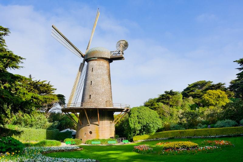 Golden Gate Park- Choses Cool à Faire à san Francisco