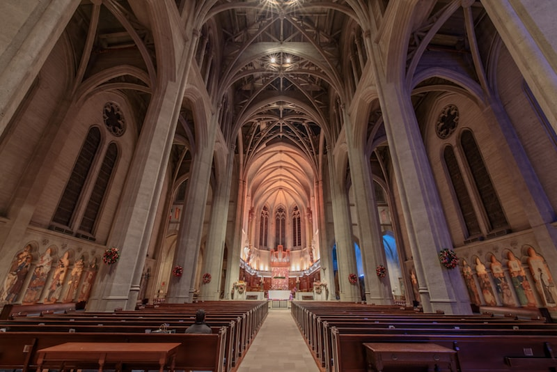 Grace cathédrale - Choses faire à San Francisco