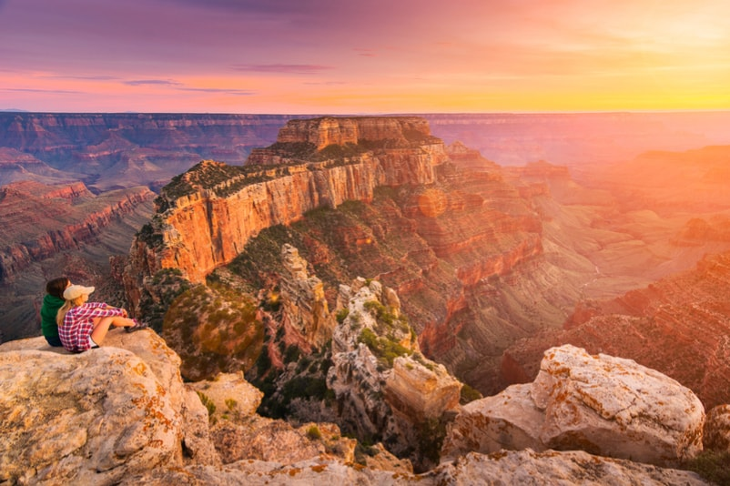 Grand Canyon - Bucket List ideas