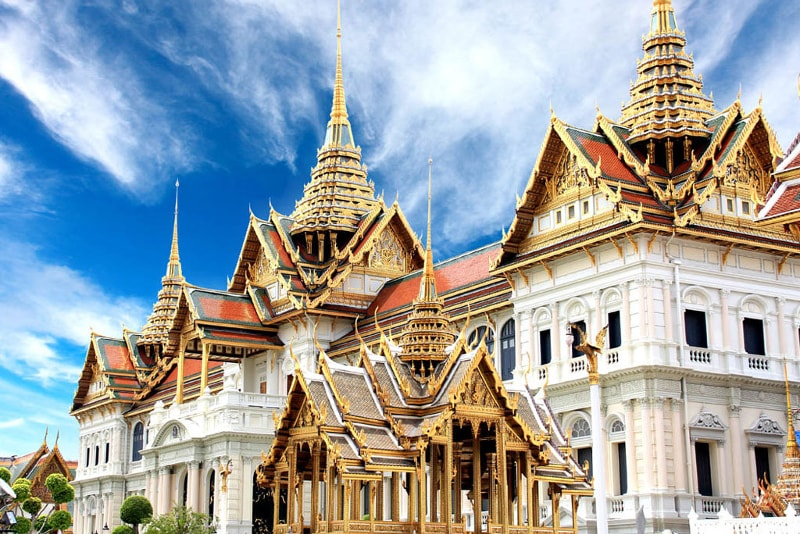 Grand Palace in Bangkok - Bucket List ideas