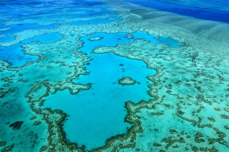 Grande barrière de corail - 100 bucket list