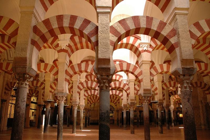 Grande Mosquée de Cordoba - 100 bucket list