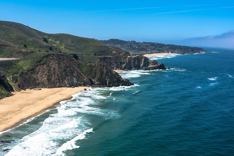 Grey Whale Cove Beach- Things to do in San Francisco