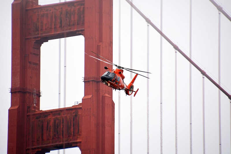 Un tour en hélicoptère à San Francisco - Choses à faire et San Francisco