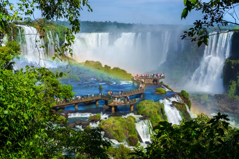 Chutes Iguazu - 100 bucket list