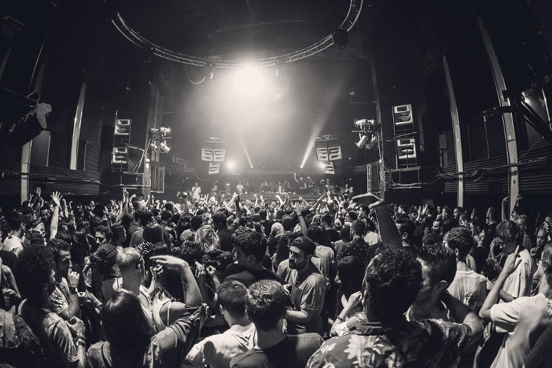 Hight Fidelity electro club - Cose da Fare a Barcellona