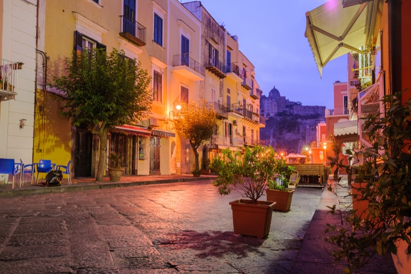 Ischia - places to visit in Italy