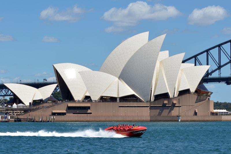 Volez sur l'eau en Jetboat - Que faire en Australie