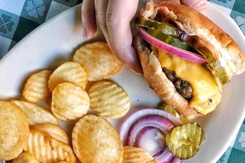 Il Jg Burger a New York - Cose da fare a New York