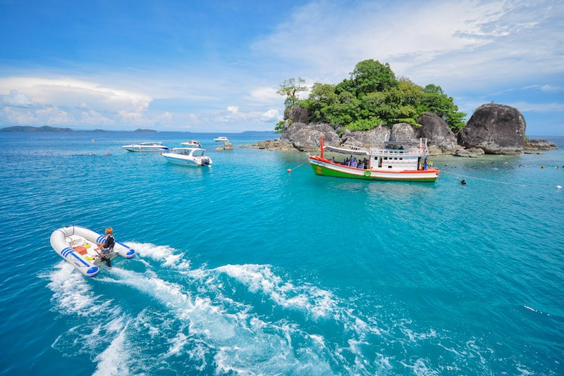 Koh Chang - isole in Asia