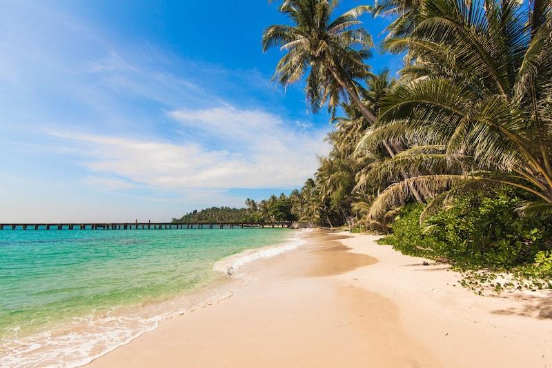 Koh Kood - isole in Asia