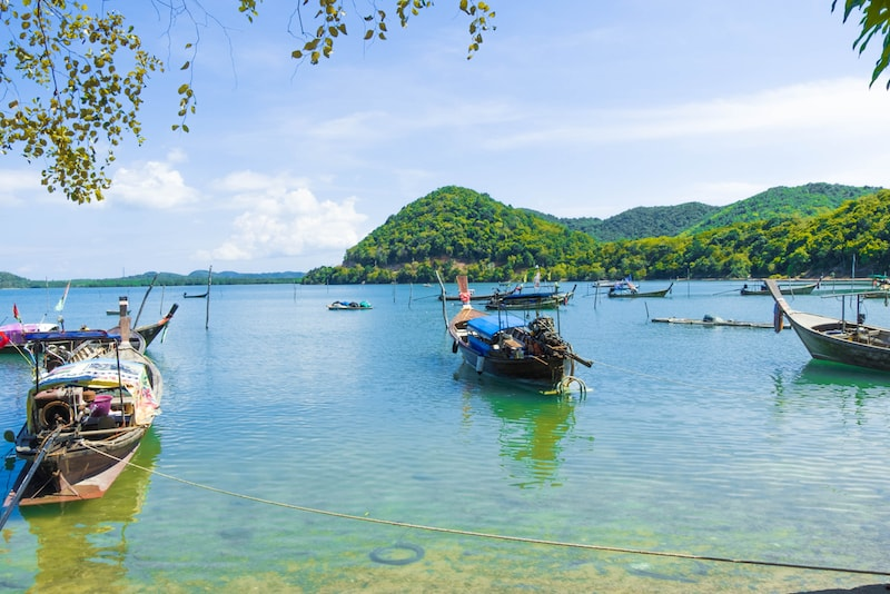 Koh Yao Yai - isole in Asia