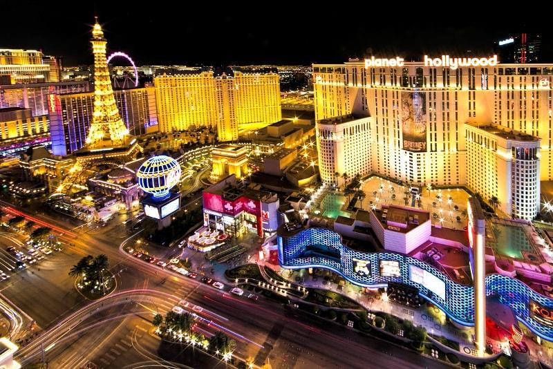 Las Vegas - Lista dei Desideri