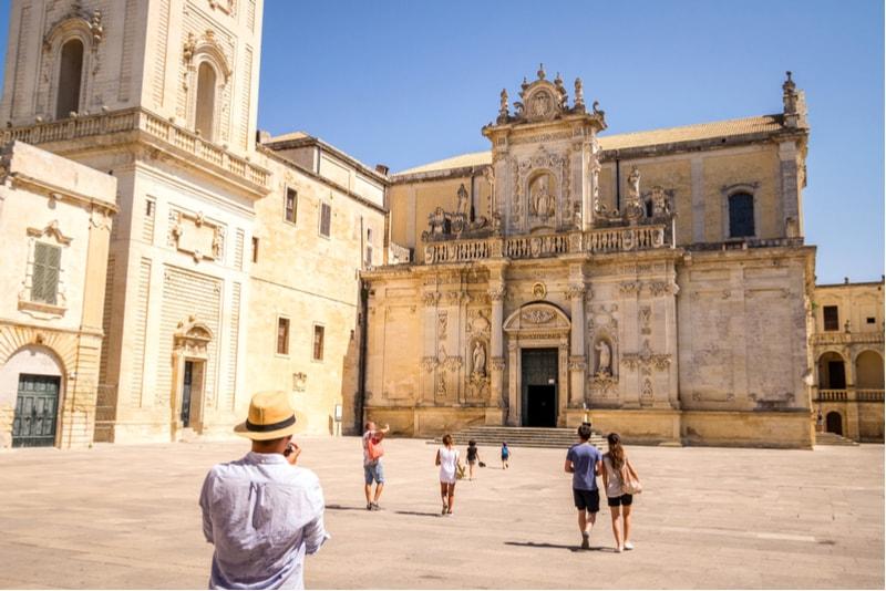 Lecce, Puglia - Posti da visitare in italia