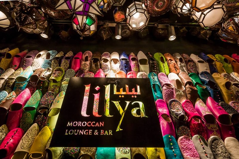 Lilya Moroccan Lounge and Bar - things to do in Hong Kong
