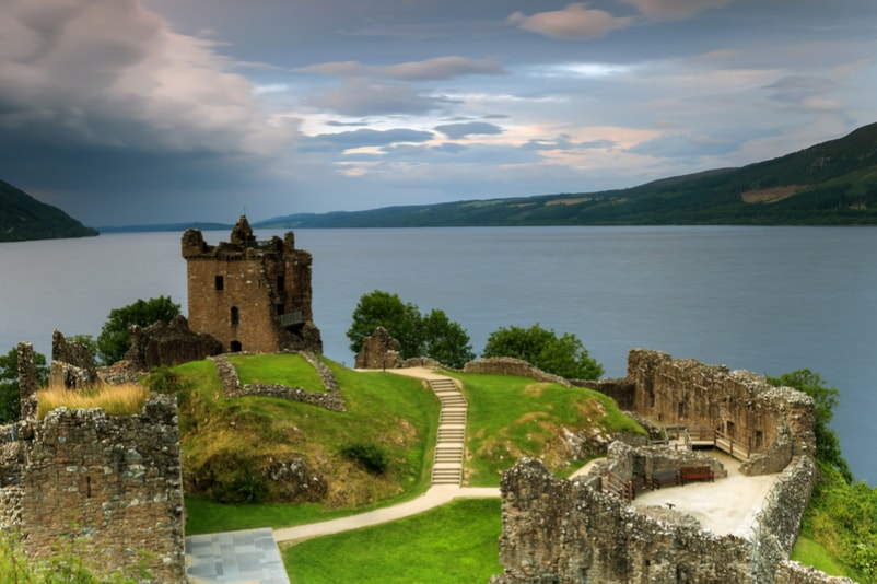 Lake of Loch Ness - Bucket List ideas