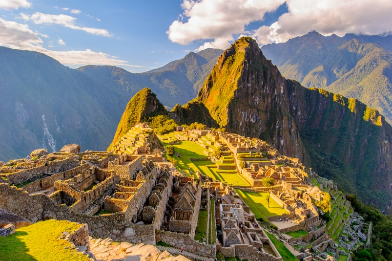 Trek to Machu Picchu in Peru - The Ultimate Travel Bucket List – 100 Best Things to Do