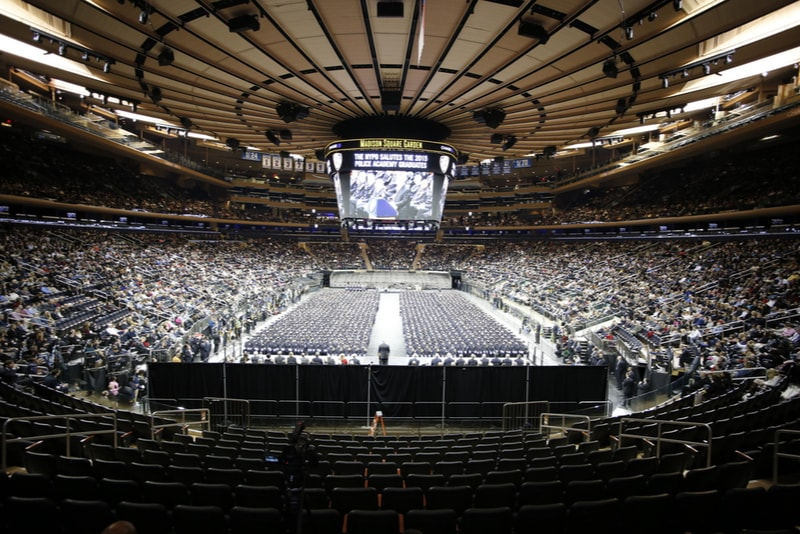 Madison square garden - Choses à faire à New York