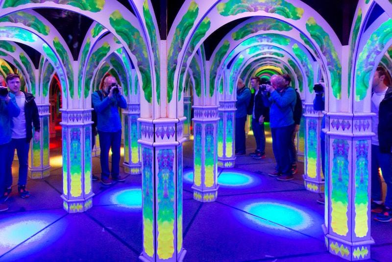 Magowan's Mirror Maze- Choses Cool à Faire et Voir à San Francisco