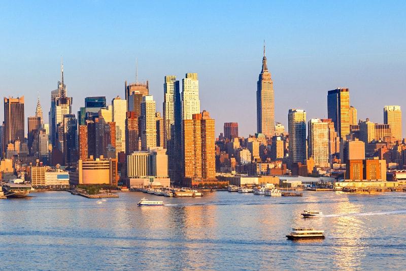 La vista su Manhattan - Cose da fare a New York